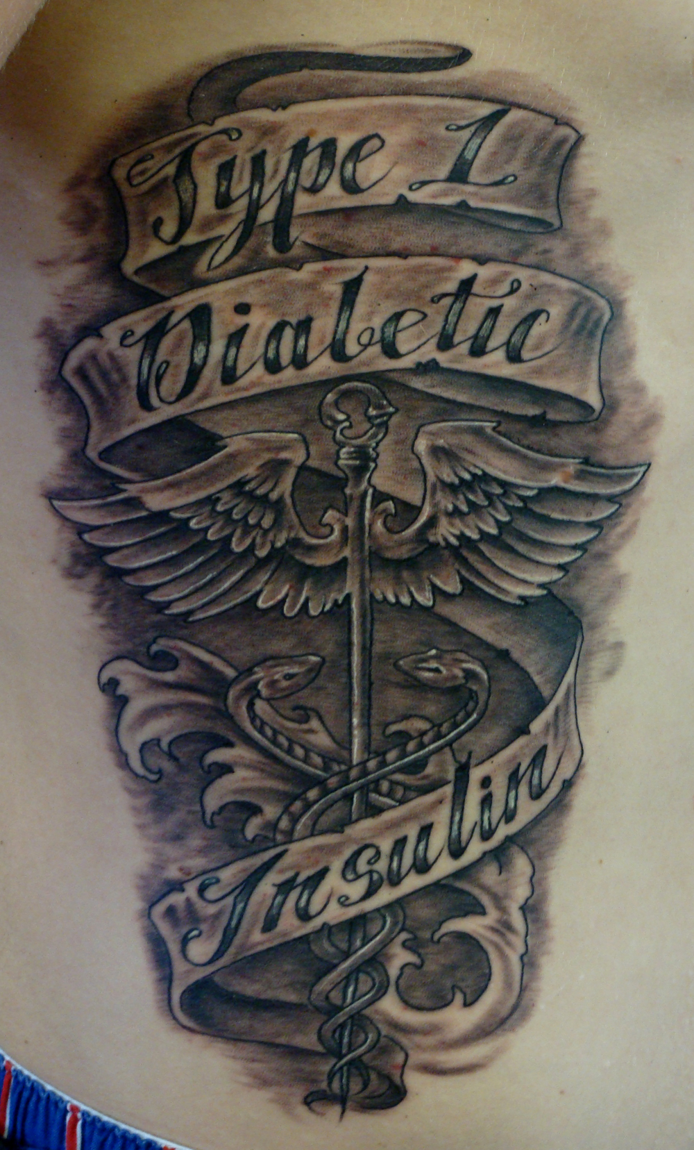 Tattoo For A Type 1 Diabetic Boards
